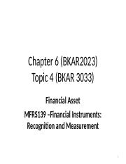 TOPIC 4-PART I-FIN INSTRUMENTS-FINANCIAL ASSETS (1).ppt