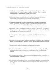 Exporatory essay
