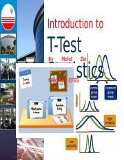 spss COGS 7 - t test