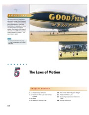 5 - The Laws of Motion