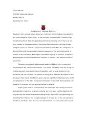 CPS 302- Weekly Paper 3.docx