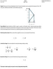 Examples Problem Solution 6