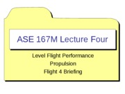 ASE 167M - Lecture 4