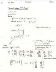 Modeling Methods 2004 notes - part 4