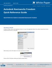 Navisworks_Freedom_Quick_Reference.pdf