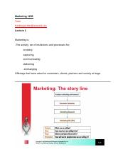 Marketing 1203 notes pt 1.docx