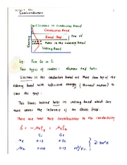 Semiconductor Notes