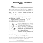 Eng 1.05 Pset 8 solutions