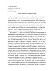 Essay 2 updated