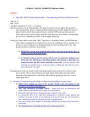 GLOBAL CAPITAL MARKETS Midterm Outline.docx