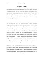Reflective Writing - Copy.docx