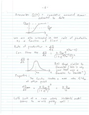 CHE 179 Fluid Dynamics Notes