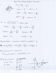 Exam Two Practice Problem Solutions (1)