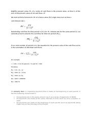 financial management answer 2