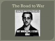 The_Road_to_War_-_PPT