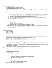 Music 303-Class 1 Notes
