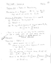 Handwritten Lecture Notes 2