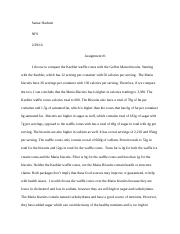 mrsa essay conclusion Mrsa essay - 1023 words he had a surgeon explore the area, and the diagnosis was pancreatic cancer he had even invented a new procedure for this exact cancer that.