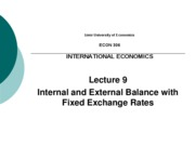 IEU - Lecture 9 - Open Macro with fixed ER