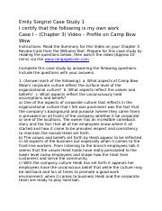Case I - Video - Camp Bow Wow .docx
