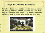 Chap 3 Culture and 8 Gender