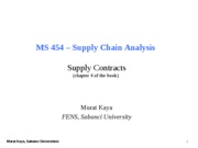 MS454-17-Supply Contracts