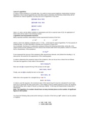 Math_8_Functions and GraphsLogs and Exponents