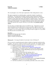 econ 426 paper_assignment_spring10