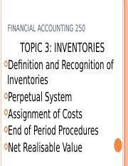 Lect 3 Inventories Efi