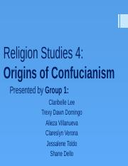 RS4 Origins of Confucianism.pptx