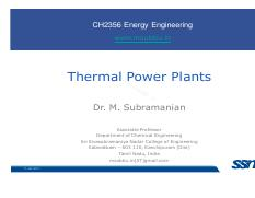 Energy-Lecture-07-ThermalPowerPlants