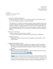 Business Law Assignemtn #8.docx