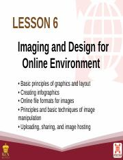 L6 Imaging and Design for Online Environment.pptx