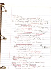 Notes on genetics class 12