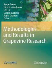 Delrot et al 2010 Methodologies and Results in Grapevine Research