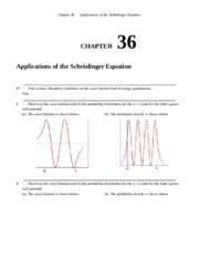 Chapter 36 Homework Solution on University Physics II