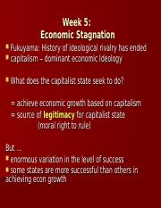 Week 05 (Econ Stagnation)(IVLE)