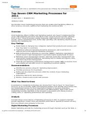 top seven CRM marketing process for 2011.pdf