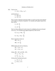 Solutions to Problem Set 6[1]