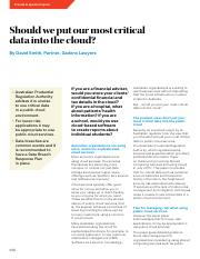 Should we put our most critical data into the cloud.pdf