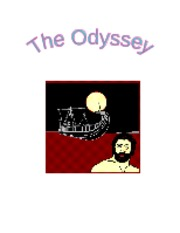 the odyssey title page