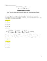 Answer_FMIS 3601_Chapter 6 homework.docx