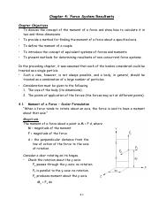 CN Chap04 - Systems of Forces and Moments.pdf