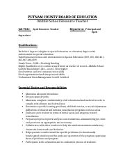 SPED Middle School Resource Teacher Job Description.docx