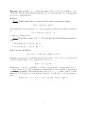 MATH 217 Lecture 2 Example Problem with Solution
