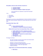 HST 213 TEST 1 STUDY GUIDE