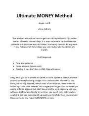 Ultimate_MONEY_Method