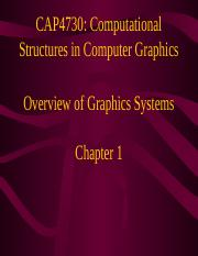 Overview of graphics systems.ppt