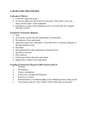 Laboratory Procedure - Format of Laboratory Report.pdf