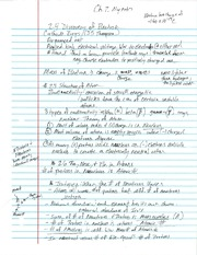 CHM 104 Discovery of Electrons Notes